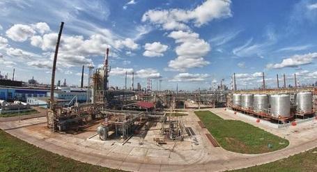 Строительство завод салаватский район