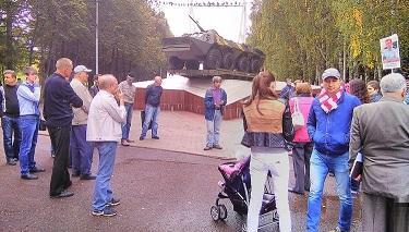 Защити нас, Путин, от оборотней в погонах. В Уфе прошел митинг против башкирских силовиков